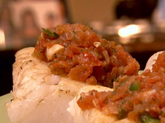how to cook red cod fish